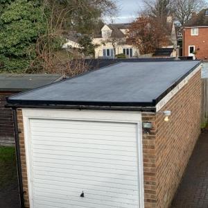 garage roof abingdon